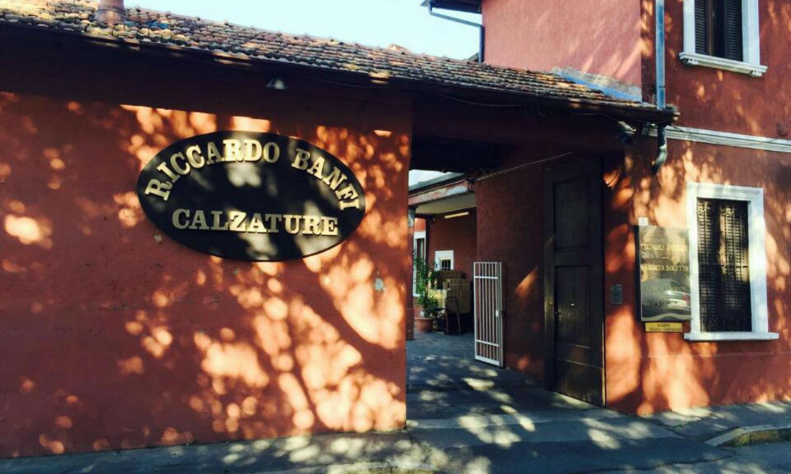 uk availability 75ddd 587b4 Riccardo Banfi Factory Outlet. Scarpe uomo scontate -Stile ...