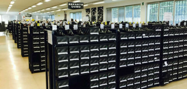 fratelli rossetti outlet parabiago - Stile Ruvido