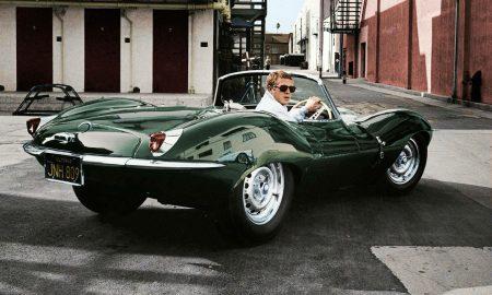 steve mcqueen jaguar xkss green