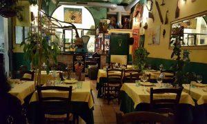ristorante de pasajo dal marchigiano