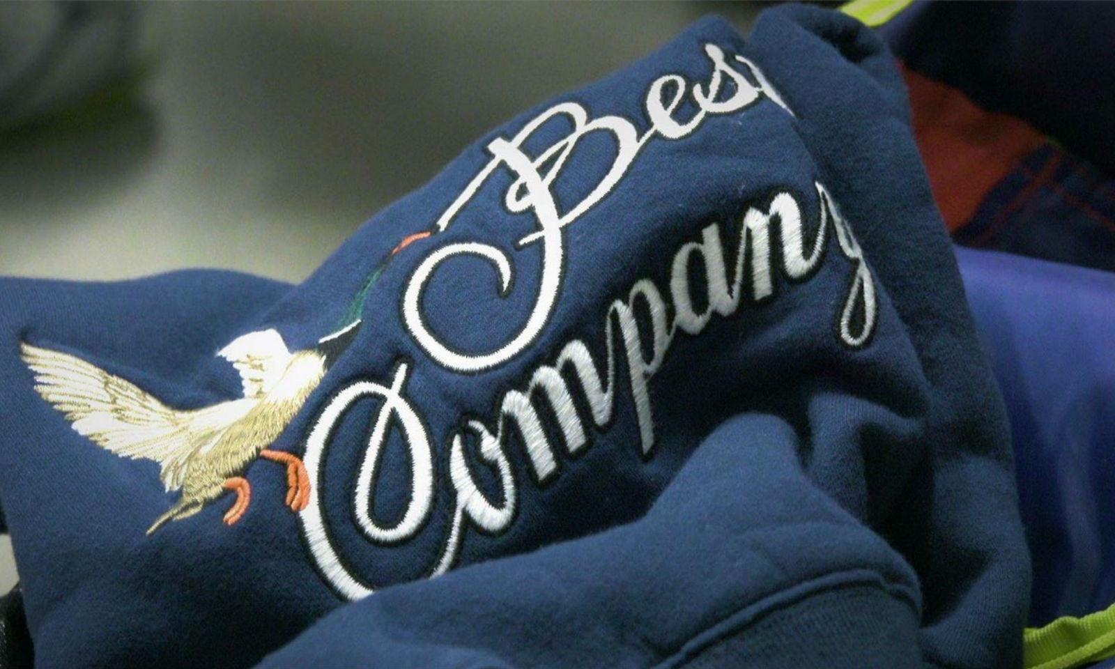 best company felpa