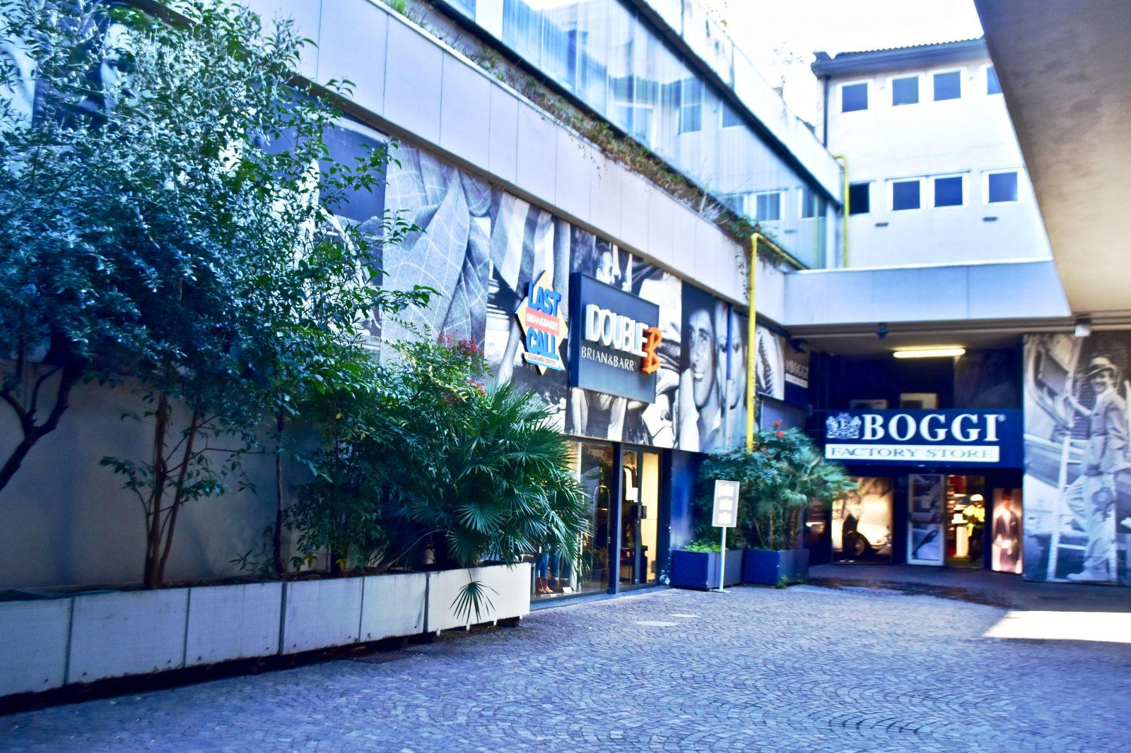Boggi Factory Store, eleganza maschile a prezzi outlet - Stile Ruvido