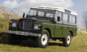 land rover serie III