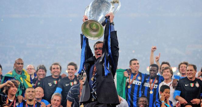 mourinho champions