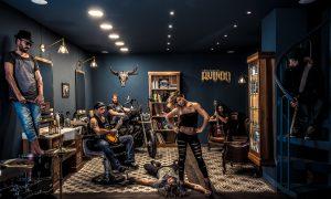 ruvido barber