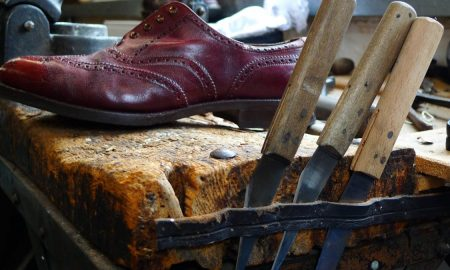tricker's shoes