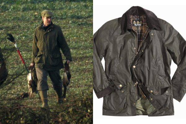 finest selection a75ba 36b85 Barbour, il giaccone del gentleman ruvido - Stile Ruvido