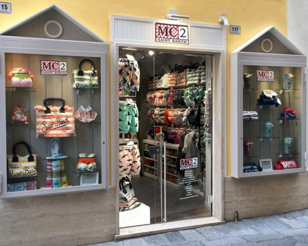 mc2 negozio
