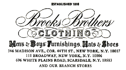 Brooks_Brothers_1969_logo