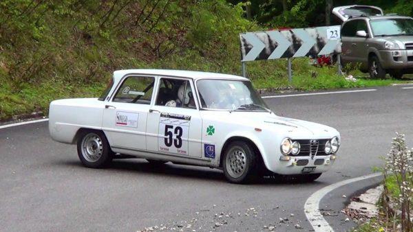giulia racing