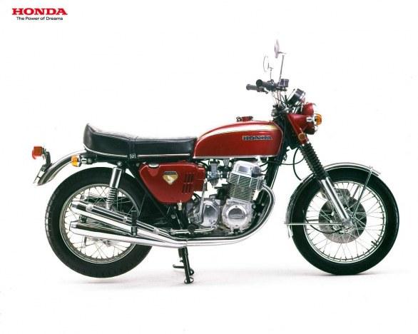 CB 750 Honda