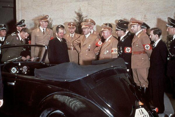 Adolf-Hitler-Ferdinand-Pors