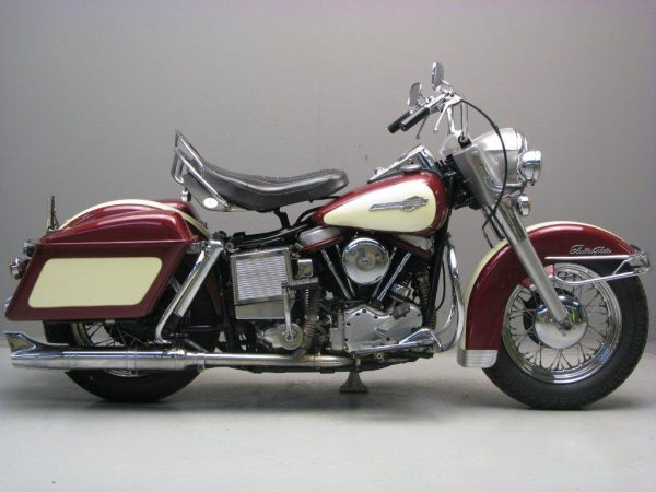 electra glide 1965
