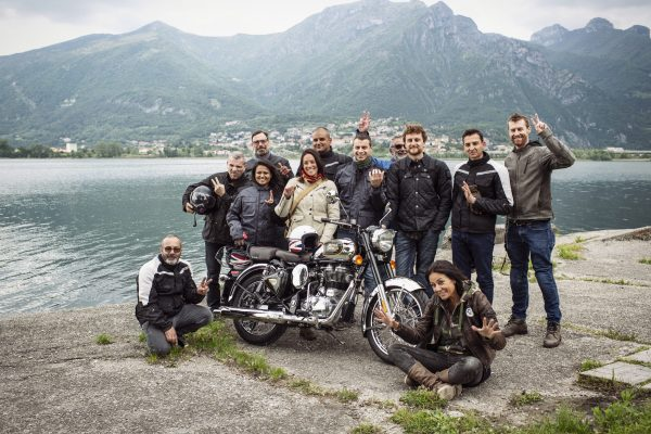 tour royal enfield