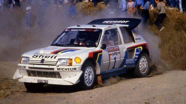 205 gti Peugeot