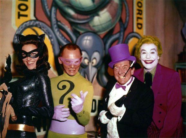 cattivi Batman