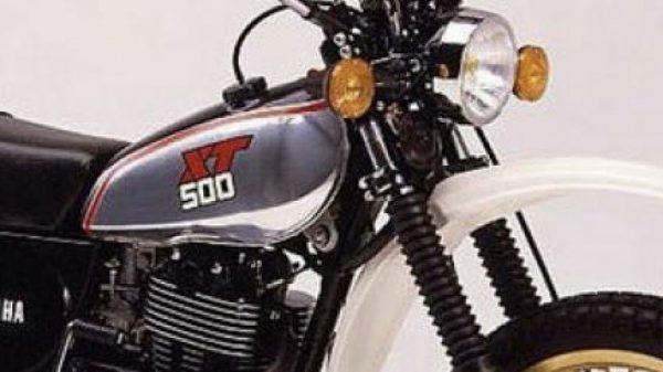 XT 500
