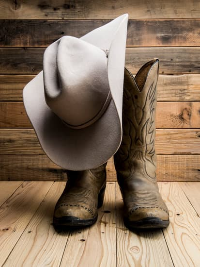 Cowboy boot and western