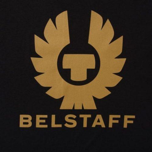 belstaff Black Logo