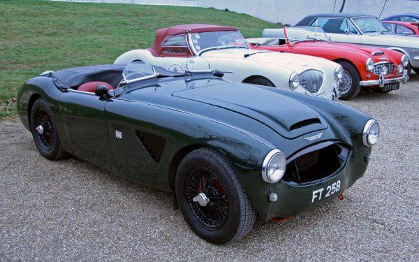 Healey 100 roadster