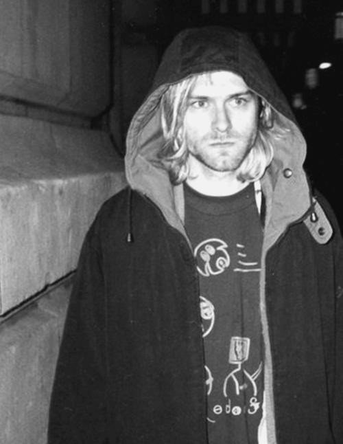 kurt Cobain parka