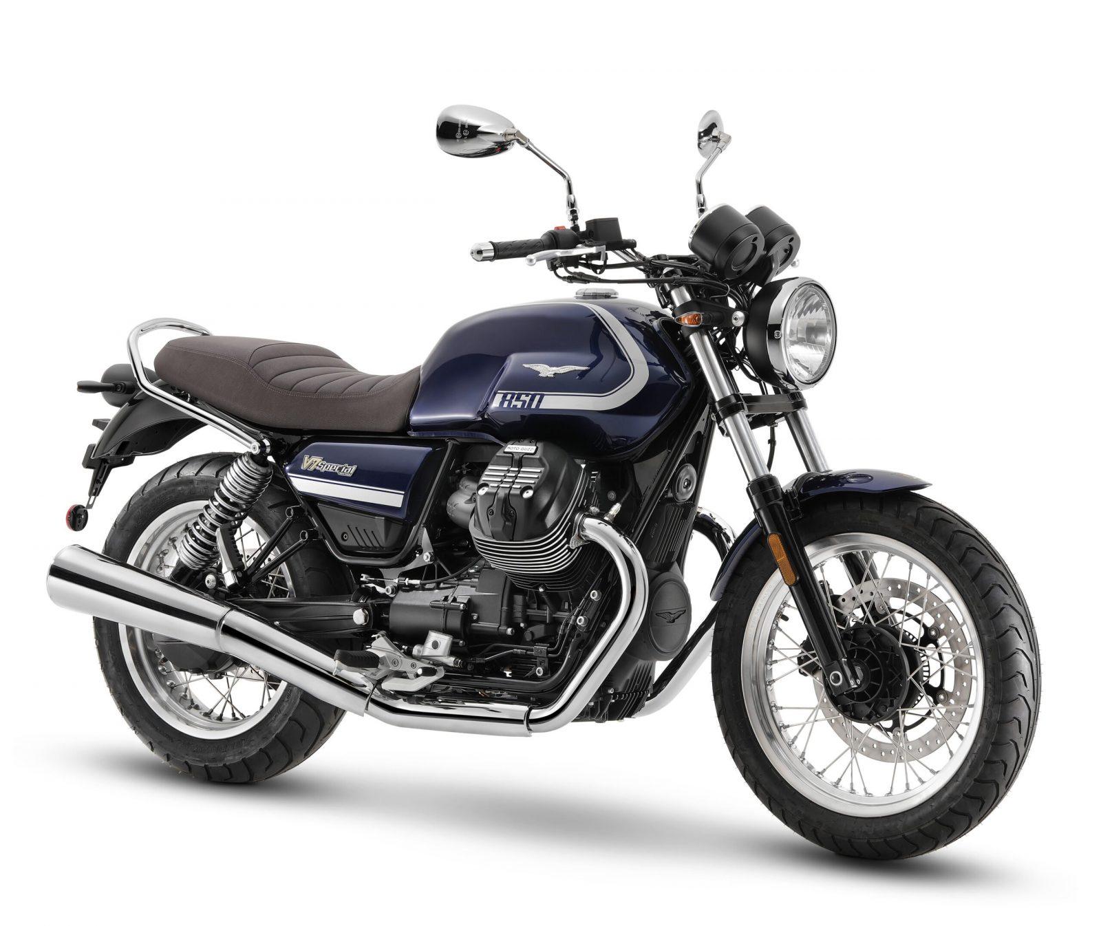 Moto Guzzi V7 850