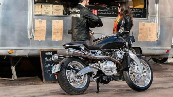 brough superior lawrence-
