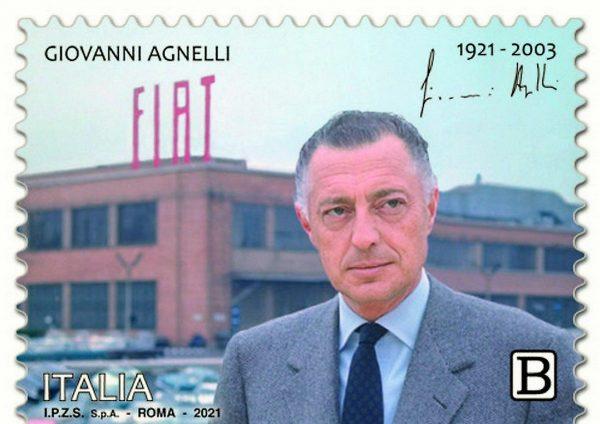 gianni-agnelli-francobollo
